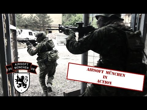 Airsoft München in Action - OP Powerhouse II (10. - 11.05.2014)