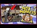 CREEPING ON A PERVERT - Do Not Feed The Monkeys Gameplay EP 2