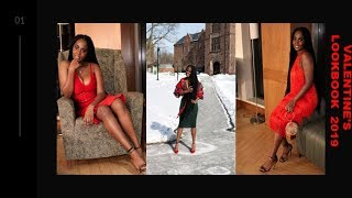 SECURE YOUR BAE(S) | VALENTINE'S DAY LOOKBOOK 2019 | BOUGIE ON A BUDGET | DATE OUTFITS