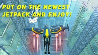 Skydiving Flying Air Race - 2 Gameplay Video Android/iOS
