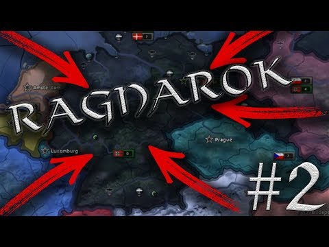 Mogło być gorzej | Ragnarok Challenge w Hearts of Iron 4! #2