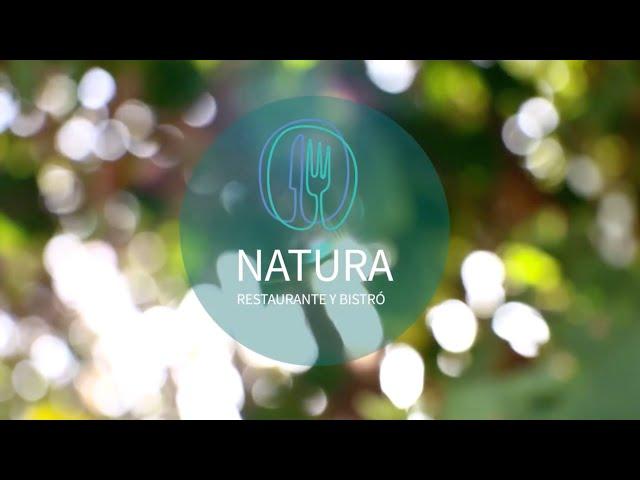 Natura Restaurante y Bistró.