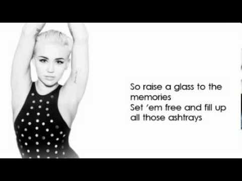 Ashtrays And Heartbreaks - Snoop Lion ft. Miley Cyrus - Lyrics