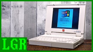 $2,400 Laptop From 1994: Packard Bell Statesman