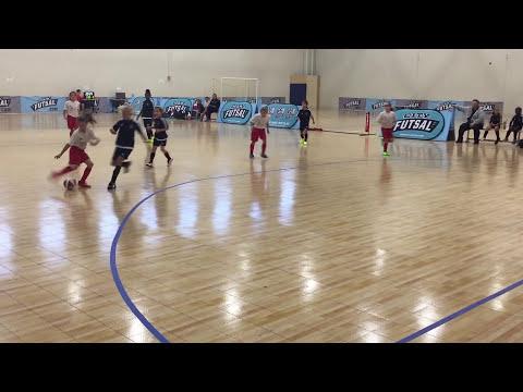 Liverpool Toshack 08 Girls Vs Mutiny @ City Futsal 4/30/2017