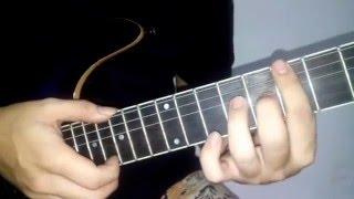 (TANPA CAPO) VIRGOUN surat cinta untuk starla - tutorial cara bermain gitar