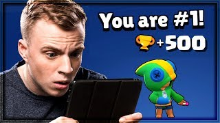 500 TROPHY LEON! Best Tips/Tricks | Brawl Stars