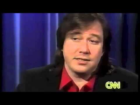 Bill Hicks - Rare CNN Interview music