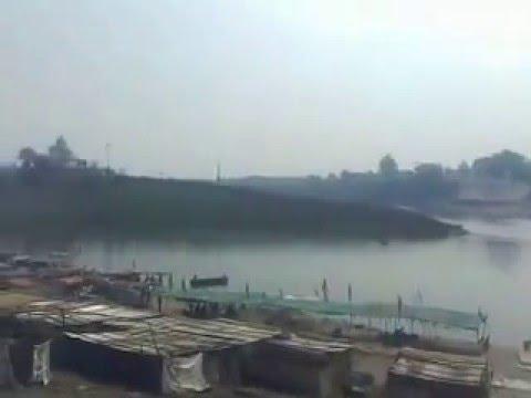 Narmada River, at Barman Ghat, Madhya Pradesh