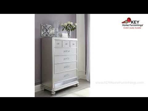hot sale online 99569 10234 Ashley Coralayne Chest Of Drawers B650-46 | KEY Home