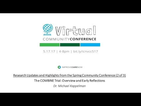 ICN VIrtual Community Conference (Spring 2017): Research 2