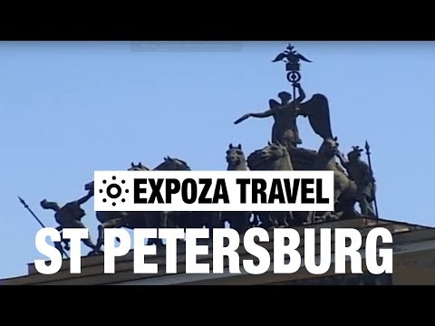 St Petersburg Vacation Travel Video Guide