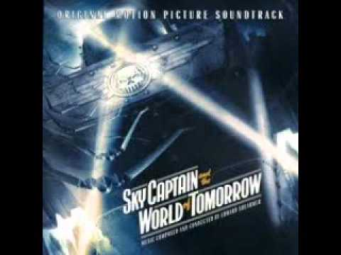 Sky Captain and the WoT Soundtrack: 15. Flying Lizard