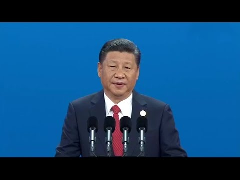 President Xi: Build the B&R into a road for peace, prosperity and connectivity