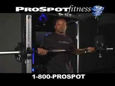 Prospot Fitness Jamal Anderson