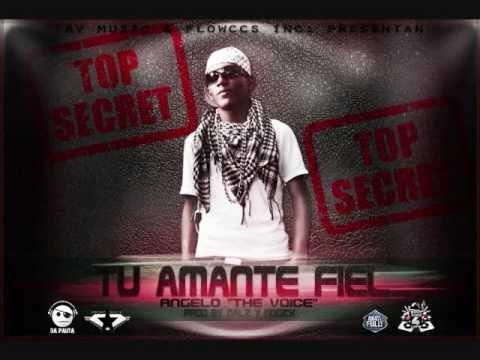"Angelo ""The Voice"" - Tu Amante Fiel (Prod by. Nal2 & Nogick)"