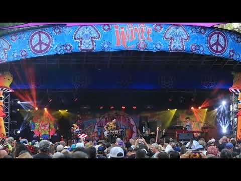 "Dumpstaphunk ""Funky Monk""  4.19.18 Wanee Music Festival"