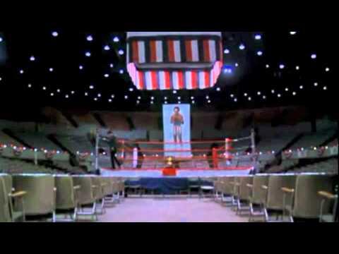 Bill Conti Alone In The Ring