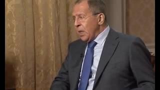 Sergueï Lavrov. Interview du 9 octobre 2016  (Fr & Engl.)