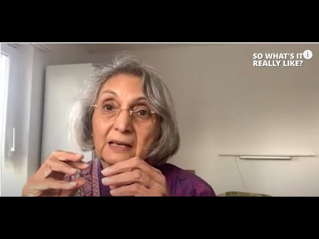 So, What's It Really Like? Promo : With Ma Anand Sheela!