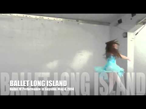 Ballet Long Island in Sayville, May 4, 2014