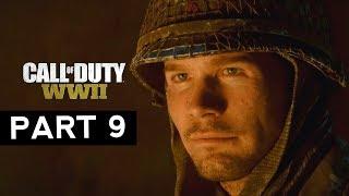 CALL OF DUTY WW2 #9 FULL HD 60FPS | No Comentado | Español | Gerardo Chávarry