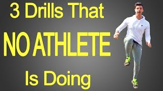 3 Plyometrics ATHLETES SHOULD BE DOING To Run Faster And Jump Higher Now
