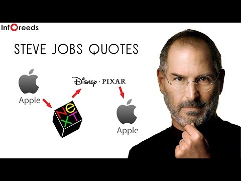 Steve Jobs Quotes   Top 10 rules for success   Best quotes of all time