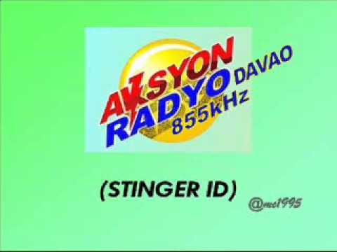 Stinger Id Dxgo Aksyon Radyo Davao Youtube