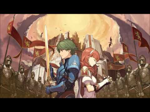 Fire Emblem Echoes Shadows of Valentia - Final Map Theme (SPOILERS)