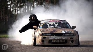 Lay It Down! Ryan Tuerck's World Tour Of Drifting Part 2: Estonia To Latvia!