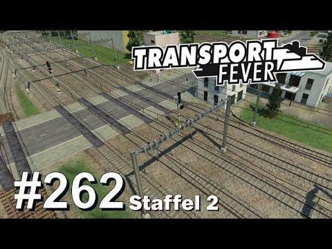 TRANSPORT FEVER S2/#262: Wir brauchen mehr Gleise [Let's Play][Gameplay][German][Deutsch]