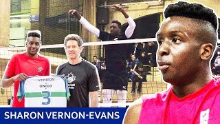 TOP 20 Crazy Moments Young King Volleyball Sharon Vernon-Evans | Volleyball Canada | FIVB 2017