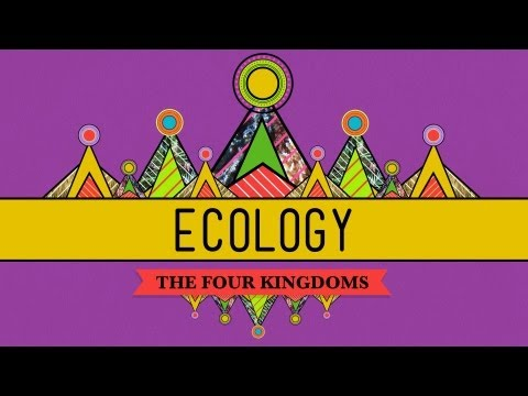 Ecology - Rules for Living on Earth: Crash Course Biology #40