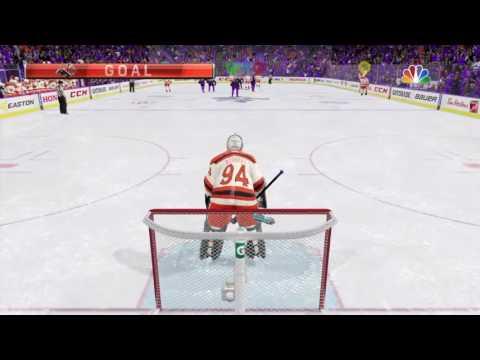 NHL 17 Goalie Goal*RIP HEADPHONE USERS*
