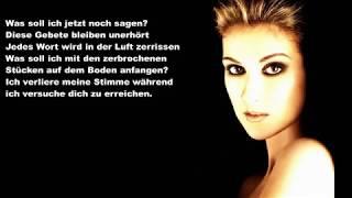 Celine Dion - Ashes (Deutsche Übersetzung) Mp3