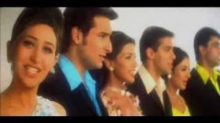 Download lagu Salman Khan, Monish Behl, Saif, Sonali, Tabu & Karishma in Hum Saath Saath Hain
