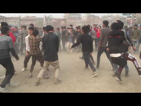 Sayad title track  by shadows band  live at jawalakhel