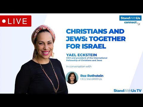 Christians And Jews: Together For Israel