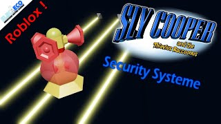 Reproduction of Sly Cooper's safety system on Roblox! ELEC ECO