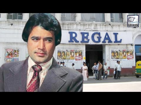 When Rajesh Khanna RAN Away From Regal Theatre?