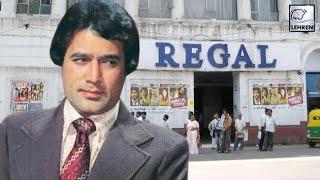 When Rajesh Khanna RAN Away From Regal Theatre