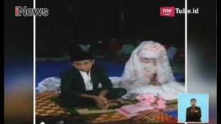 Heboh!! Pernikahan Bocah 16 dan 14 Tahun di Maros Gara-gara Dijodohkan Orangtua - iNews Siang 03/05
