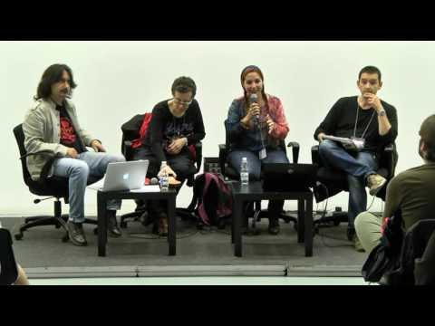 Eurocon 2016 - Sala Raval - Estado de la CF española: ¿tradición o revolución? (SP)