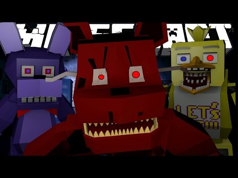 Thumbnail: Minecraft | FIVE NIGHTS AT FREDDY'S 4 - MORPH HIDE AND SEEK!
