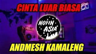 DJ CINTA LUAR BIASA TIKTOK - ANDMESH KAMALENG (NOFIN ASIA TERBARU 2019)