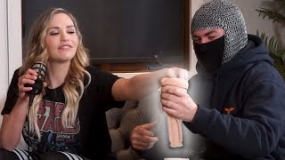 Mia Malkova Surprises Misfits with Fleshlights