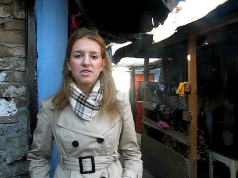 Jovana Arsic, Serbia. Global Changemakers