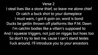 Big L - All Black Lyrics