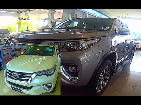 New Toyota Fortuner 2015, 2016 VIDEO!!!  review